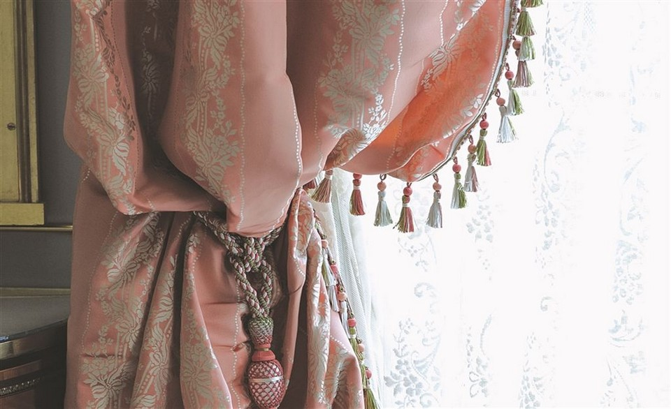 The Royal Collection  Fabrics